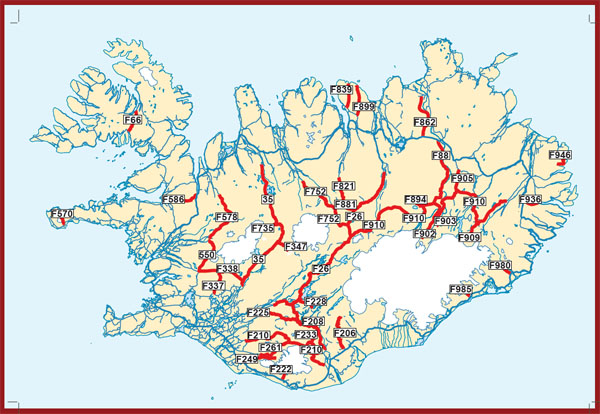 f-roads_map Iceland Hengifoss Road Map on reykjavik map, iceland points of interest maps, iceland touring map, iceland horse wallpaper, iceland travel, iceland national parks, iceland volcano map, iceland flag, iceland money, iceland tectonic plates map, jokulsarlon iceland map, iceland neighboring countries, iceland people, iceland landscape map, iceland geologic map, iceland islands map, iceland hverfjall, iceland capital, iceland air map,