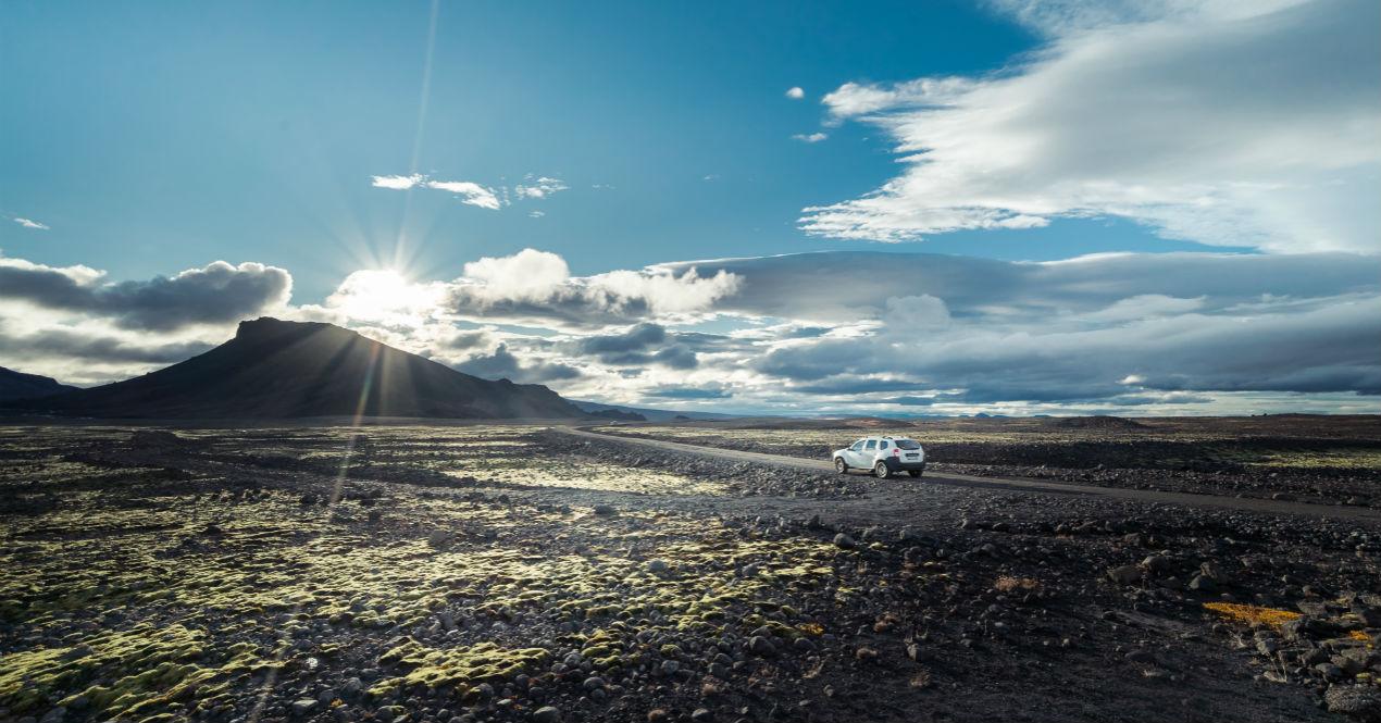 Insurance at SADcars car rental in Iceland